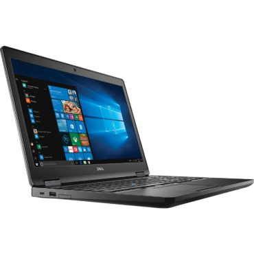 Dell Latitude 5590 Intel Core i5-8250U (1.6GHz), Integrated UHD Graphics 620, 15.6 Non-Touch Anti-Glare FHD with Camera (1920x1080), 8GB (1x8GB) 2400MHz DDR4 memory, 256GB M.2 SSD Drive, Qwerty Keyboard, 3-cell 65W/Hr Battery, 65W AC Adapter, WLAN, Smart Card Reader, Windows 10 Professional, Dell Wireless Qualcomm Snapdragon X7 LTE-A (DW5811E), 3Yr Basic Onsite Service